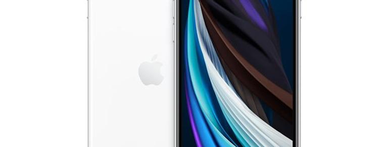 Apple iPhone SE (2nd generation) 128GB White