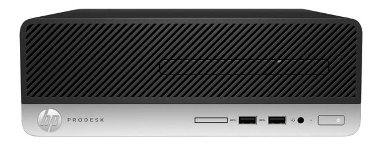 HP ProDesk 400 G6 - SFF