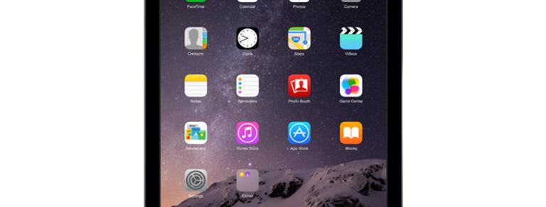 Apple iPad Air Wi-Fi