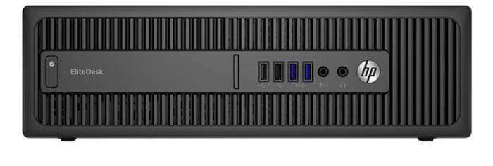800 G2 SFF i5-6500/8GB/240GB-SSD/DVD/W10P