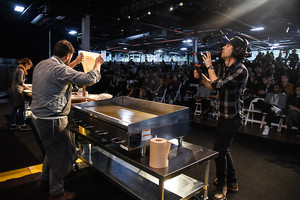 International Chef's Congress Pictured: Stuart Brioza Location: Brooklyn, NY Photo: Alexa Bendek