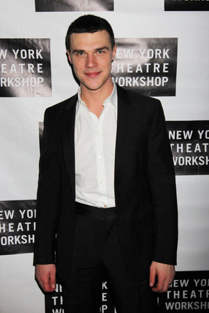 Othello Opening Night Party Pictured: Finn Wittrock Location: New York, NY Photo: Henry McGee