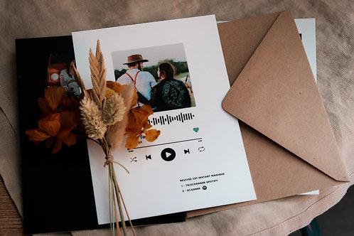 Nouveau : Nos cartes de remerciements interactives + une enveloppe