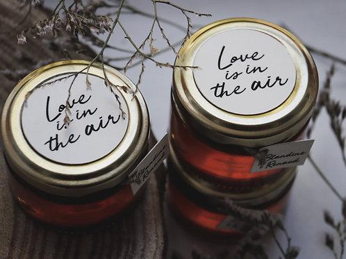 Cadeaux invités : Petit pot gourmand 30Ml  -  miel d'Occitanie