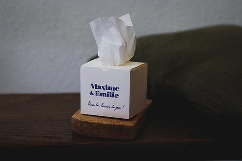 """Cadeaux invités - Mini boîte """" des larmes de joie """""""