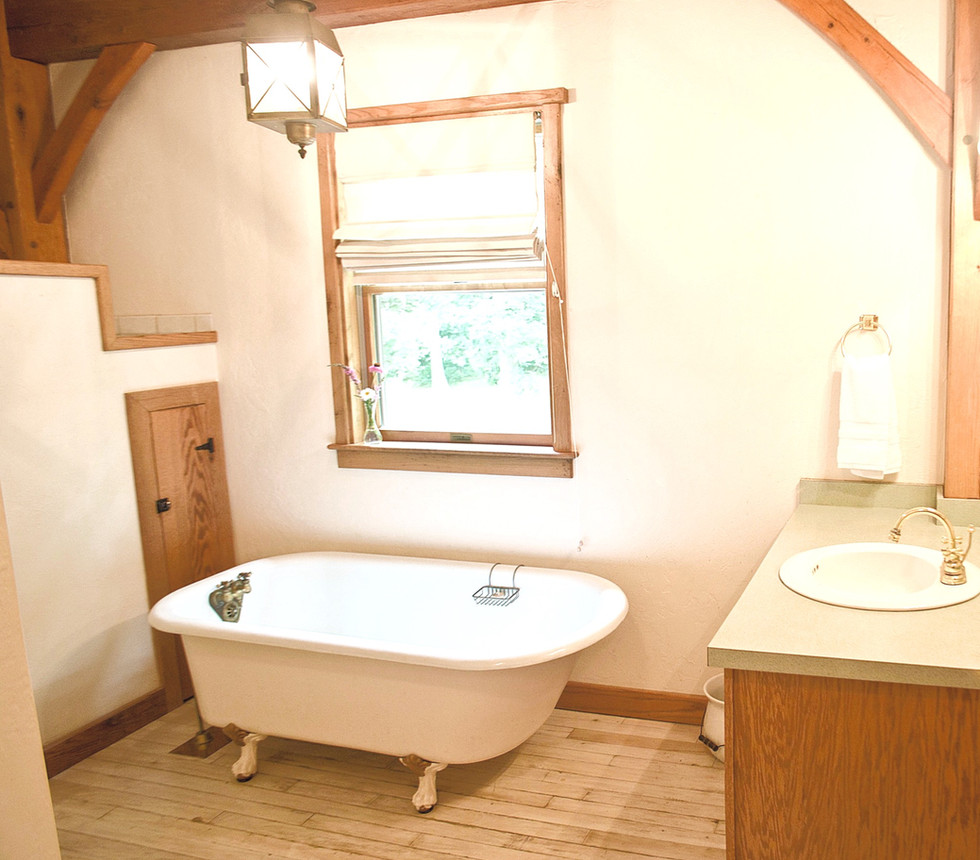 Primary Suite Bathroom