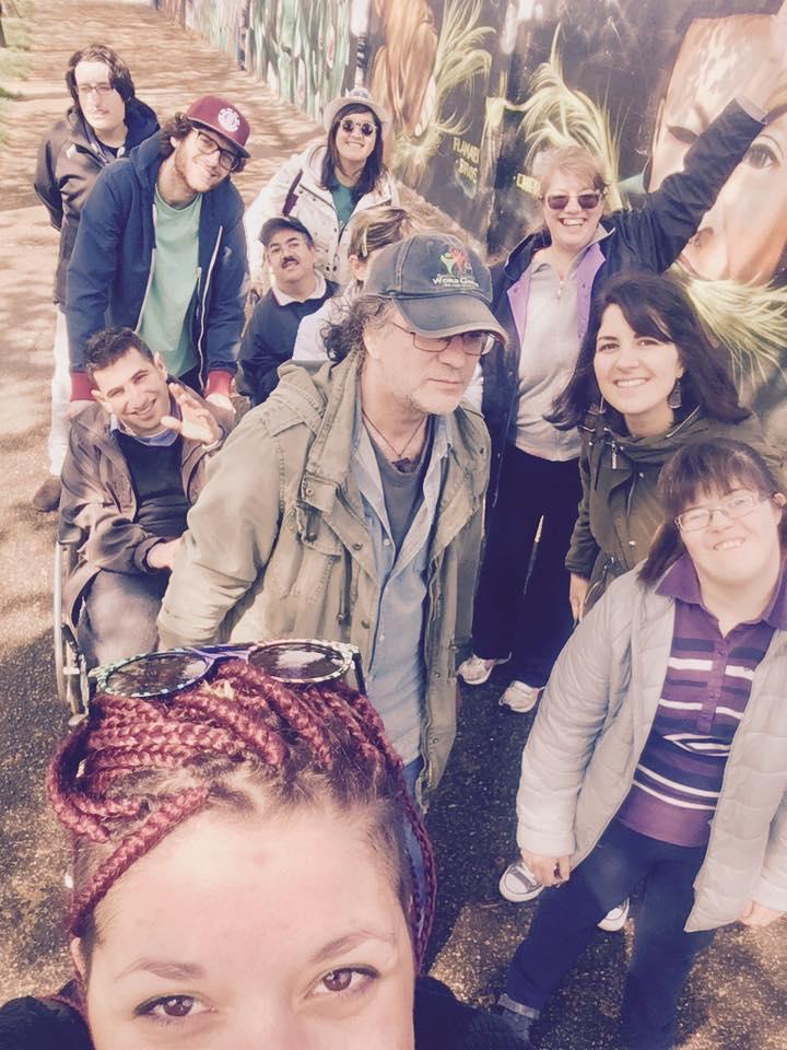 Il gruppo di Iris Accoglienza
