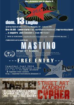 14 Together Fest + Taste!