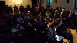 Il pubblico di HipHop.Ed