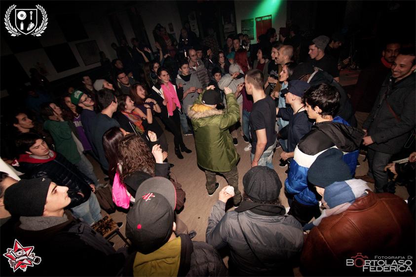 Dancefloor di The Genesis Jam