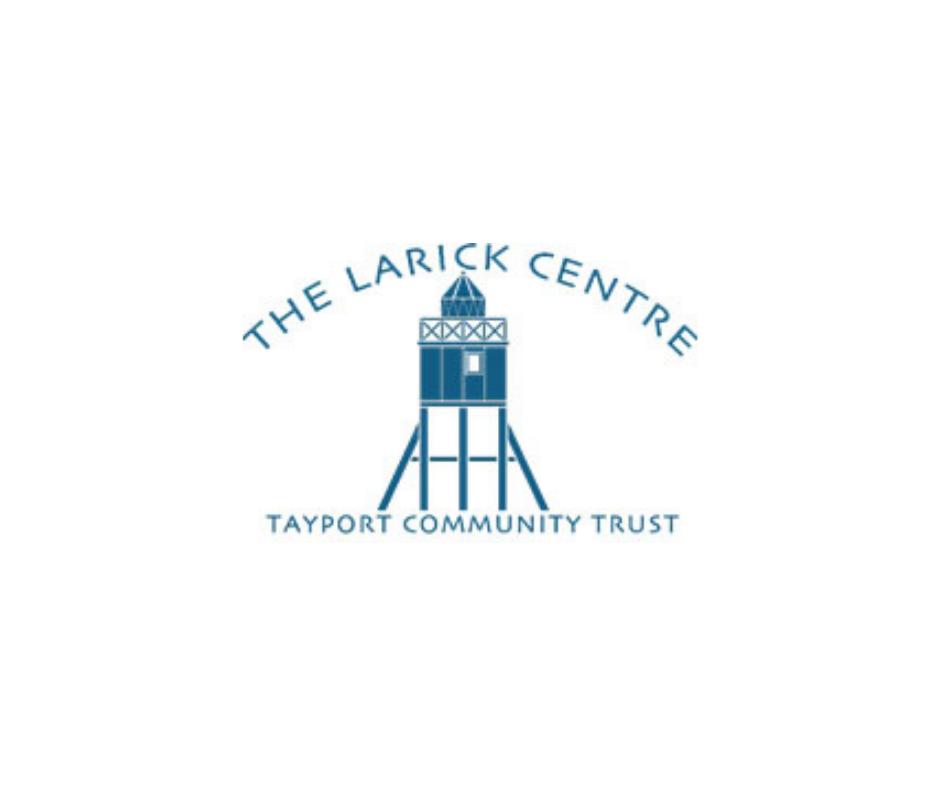 The Larick Centre, Tayport 10am October
