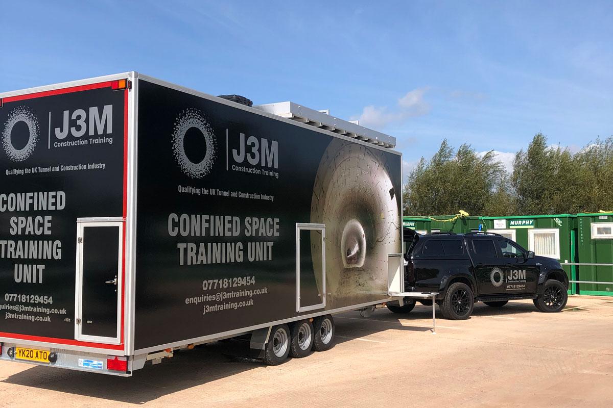 J3M Mobile Training Unit