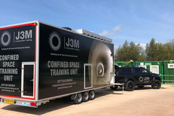 J3M Mobile Training Unit
