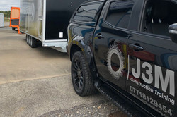 J3M Mobile Confined Space Training Vehicle