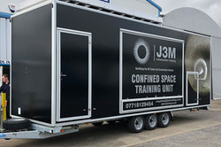 J3M Confined Space Training Mobile Unit