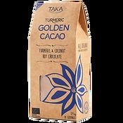 Taka Turmeric Organic Golden Cacao Side.