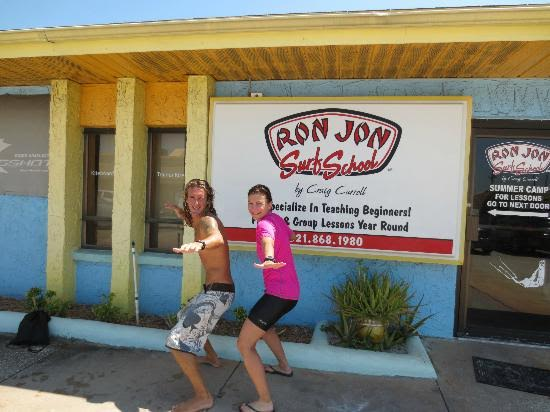 Ron John's Surf Shop