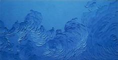 """""""Le bleu"""" Roxana RICHARD"""