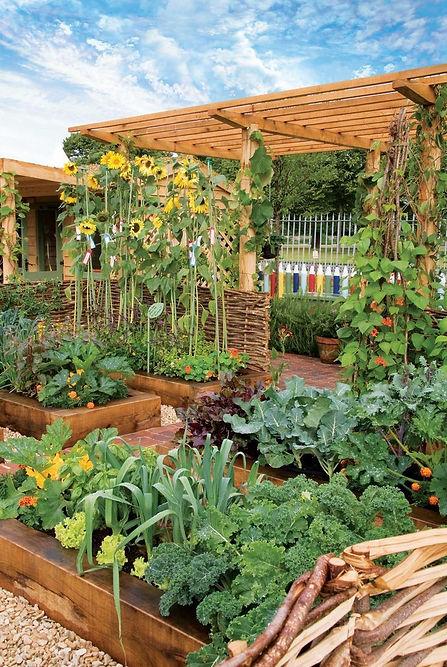 Intensive Gardening | MOTHER EARTH NEWS.