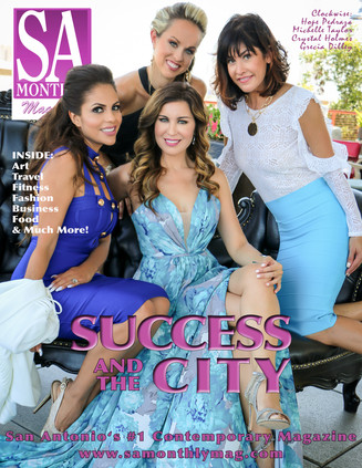 Success and the City - Cover Story
