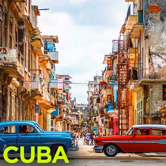 Cuba - Through the lens of Laura Curtis