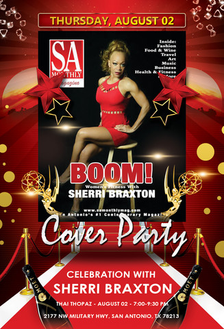 Cover Party: Celebrate with Sherri Braxton