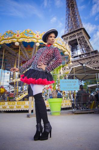 Nina Sarahphina: San Antonio's Wardrobe Stylist Touring Around the Word!