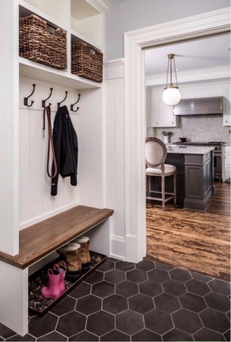 Mudrooms ideas to organize your home!