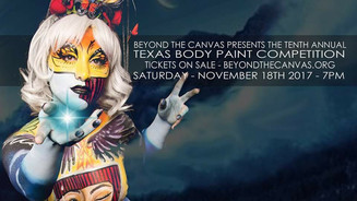 Are you planning to attend San Antonio's premier body painting competition on Nov 18?