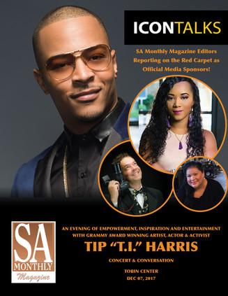 "Grammy Artist ""T.I."" Empowers SA at ICONTALKS"