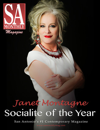 Cover Story: Janet Montagne - Socialite of the Year