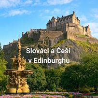 Slováci a Češi v Edinburghu
