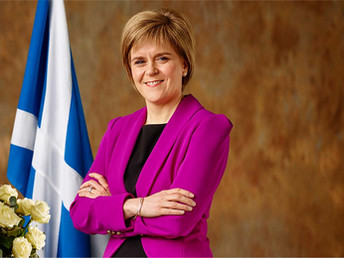 Nicola Sturgeonová občanům EU: Skotsko je váš domov