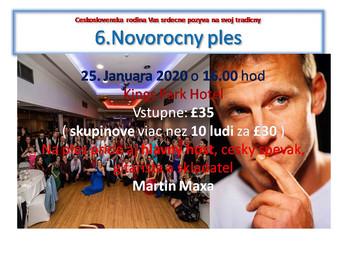 6. Československý ples