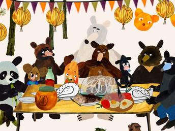Prožijte prima medvědí dobrodružství s celou rodinou z pohodlí svého gauče!