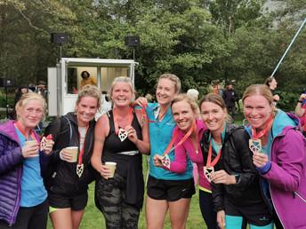 Půlmaraton v Highlands s českou účastí
