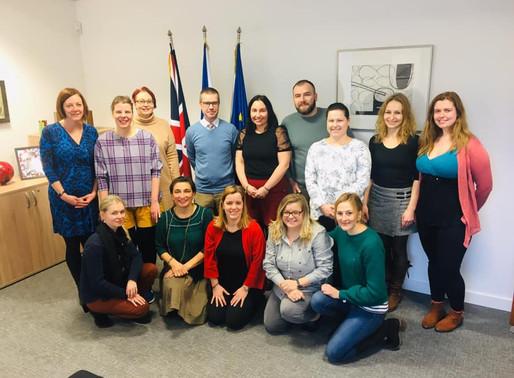 Setkání asociace českých škol v Manchesteru