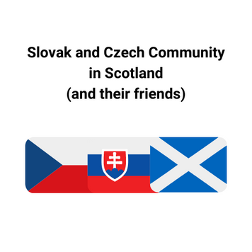 Slovak and Czech Community in Scotland