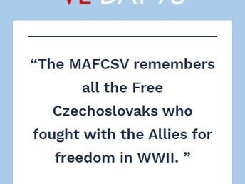 75.výročí konce 2.světové války