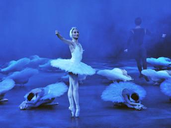 Balet u skotských jezer: Česká primabalerína