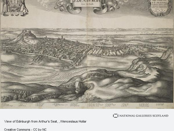 Kreslíř, který pomohl obnovit Londýn a jako jeden z prvních zvěčnil podobu Edinburghu