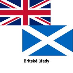 Britské úřady
