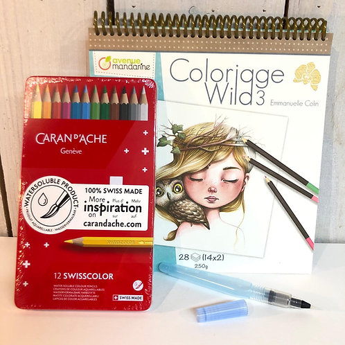 Kit de coloriage