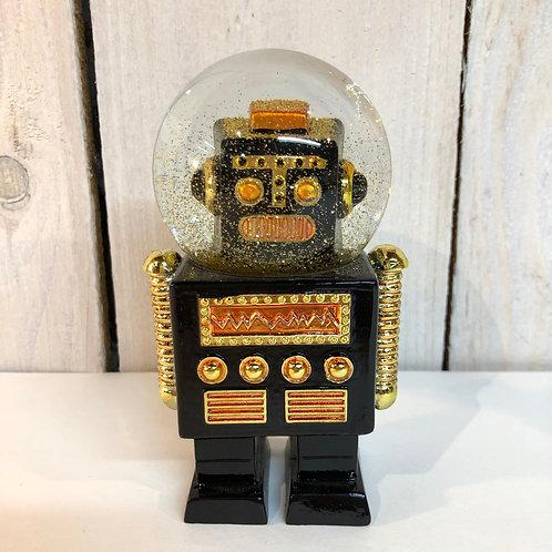 Robot « boule à paillettes »