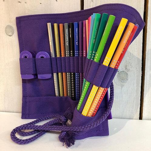Trousse de crayons de couleurs Faber Castel