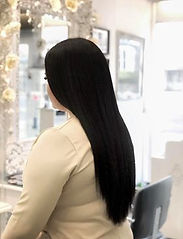 Penarth hairdresser.