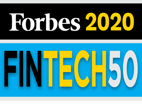 Forbes FinTech Top 50 Released And Six Are In Blockchain