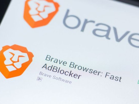 Brave is one of Apple's recommended apps