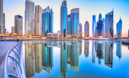 Dubai's Tax Free Zone Will Now Have A Crypto Valley