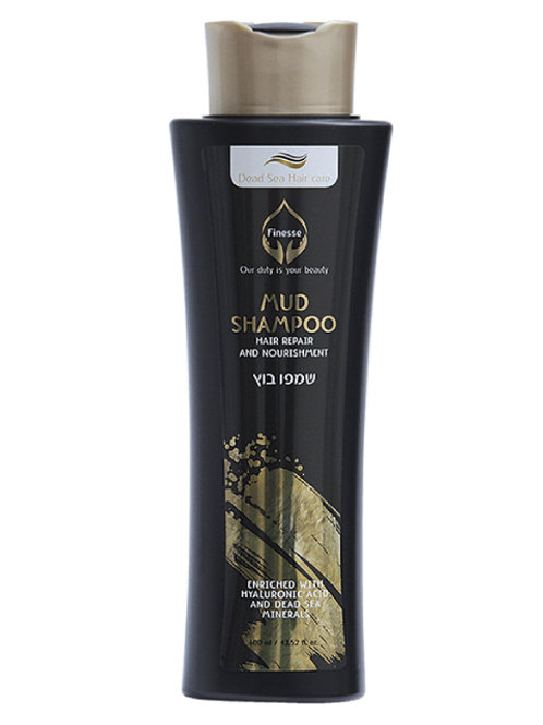 DEAD SEA HAIR REPAIRING AND NOURISHING MUD SHAMPOO